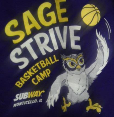 Sage Strive Youth Girls Basketball Camp