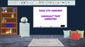 6TH GRADE 2020 Website