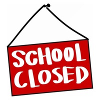 School Closed - 02/14/2020