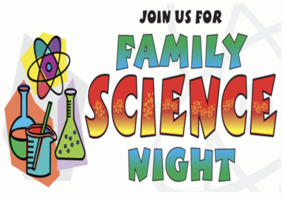 MMS FAMILY SCIENCE NIGHT - JAN. 29, 2020