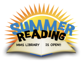 MMS LIBRARY IS OPEN!!!