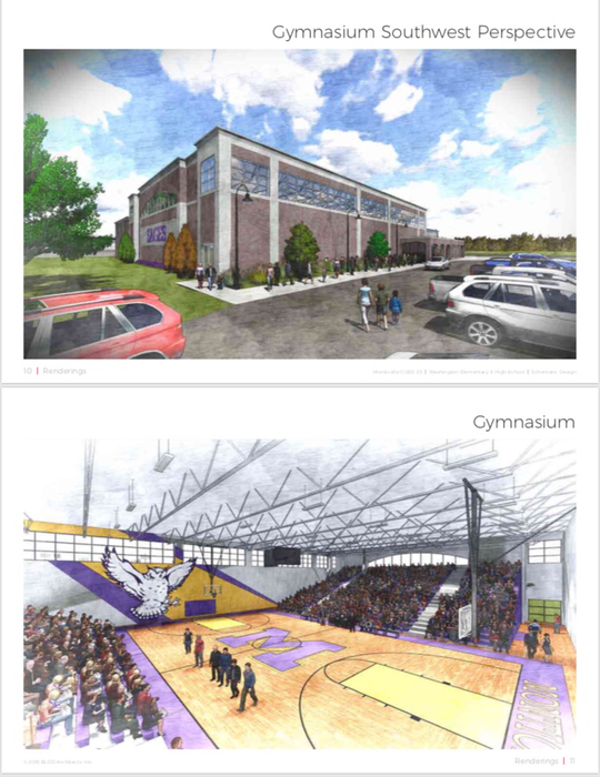 Multi-purpose Gymnasium