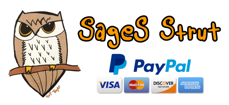 Sages Strut Donations